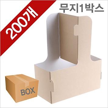 [캐리어] 무지 200개 (1BOX)